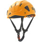 Kong Spin ANSI Helmet Back yellow