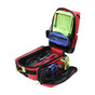 KEMP Ultimate EMS Backpack - Red - Fluid Resistant