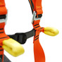 Kong Sierra Duo ANSI Full Body Harness Reinforced Sternal Attachment Point