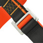 Kong Sierra Duo ANSI Full Body Harness Zinc Plated Buckles