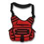 Lightning X Tactical Shoulder Sling Pack - Red