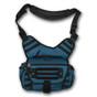 Lightning X Tactical Shoulder Sling Pack - Navy Blue