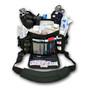 Lightning X Tactical Shoulder Sling Pack - Black - Full Kit