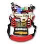 Lightning X Tactical Shoulder Sling Pack - Red - Full Kit