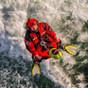 GEN2 Ruth Lee MK2 Oscar Man Overboard Water Rescue Manikin - Helo Lift - Orange