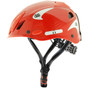 Kong Mouse Work Helmet - Red Reflective