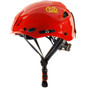 Kong Mouse Work Helmet - Red