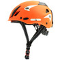 Kong Mouse Work Helmet - Soft Touch Finish - Reflective Orange