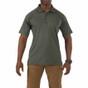 5.11 Tactical Performance Short Sleeve Polo - TDU Green