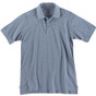 5.11 Tactical Professional Short Sleeve Polo - Heather Gray