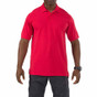 5.11 Tactical Professional Short Sleeve Polo - Range Red