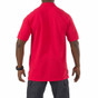 5.11 Tactical Professional Short Sleeve Polo - Range Red - Back