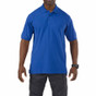 5.11 Tactical Professional Short Sleeve Polo - Academy Blue