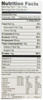 Salted Toffee Pretzel Protein Bar Nutrition Facts