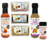 Simple Girl Sugar Free BBQ Sauce, Dressing & Seasoning Set