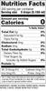 Crème Brûlée Monk Fruit Organic Sweetener Nutrition Facts