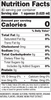 Strawberry Guava Monk Fruit Organic Sweetener Nutrition Facts