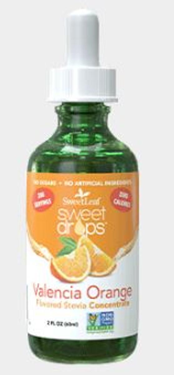 Valencia Orange Stevia