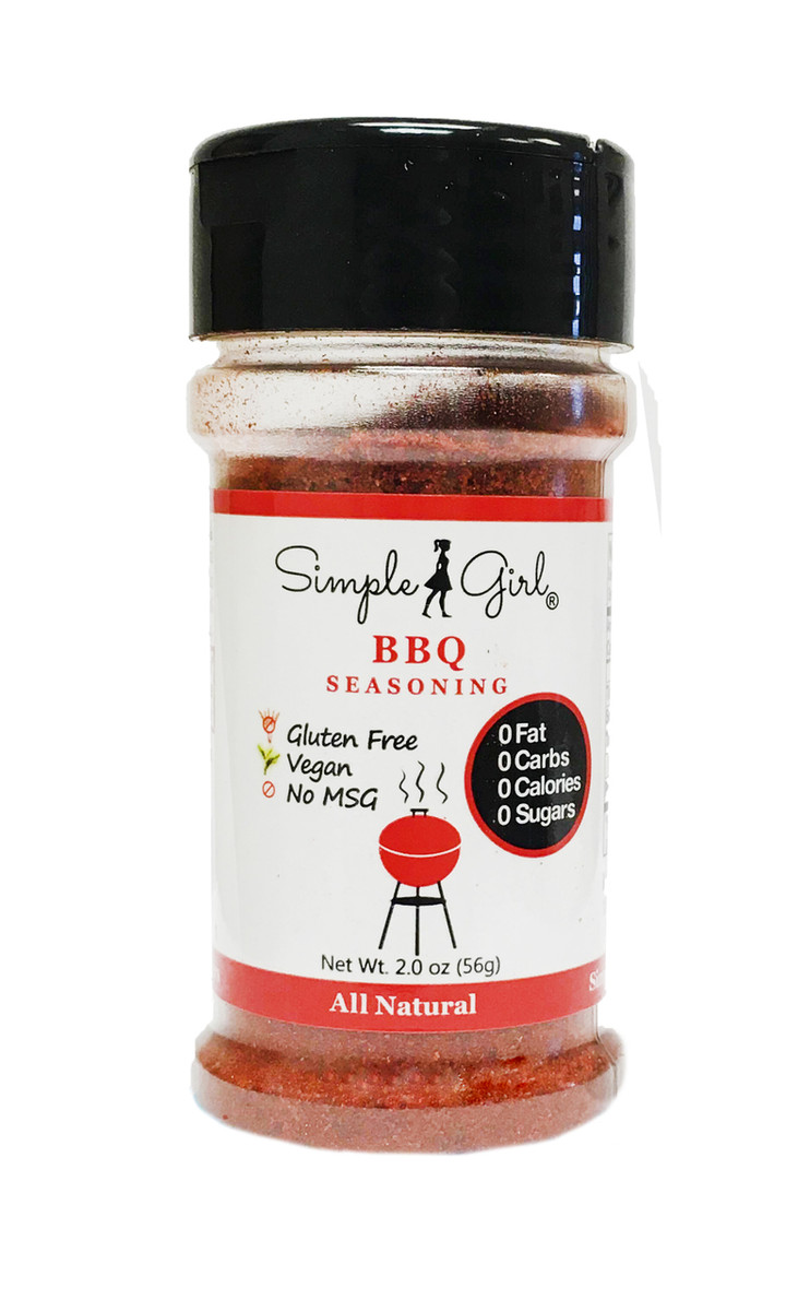 Simple Girl Sugar-free BBQ Seasoning