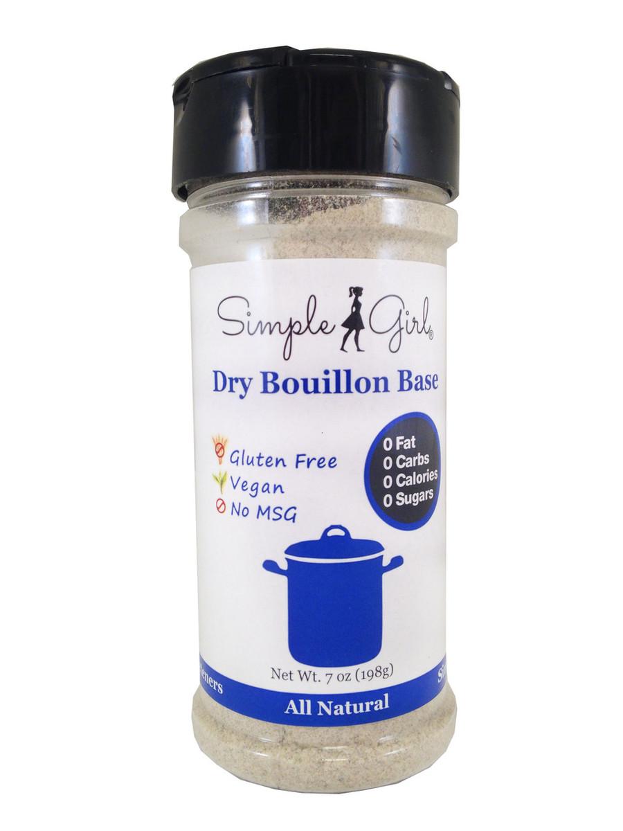 Simple Girl Dry Bouillon Base