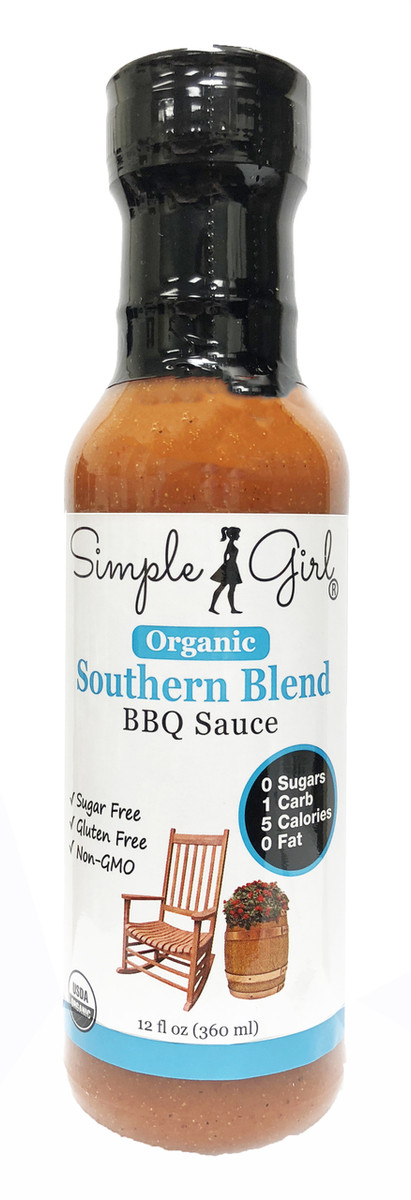 Simple Girl Organic Southern Blend BBQ Sauce