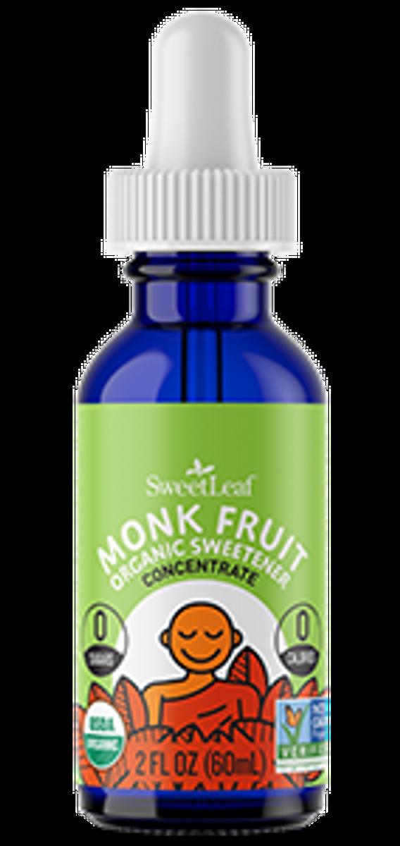Clear Monk Fruit Organic Sweetener