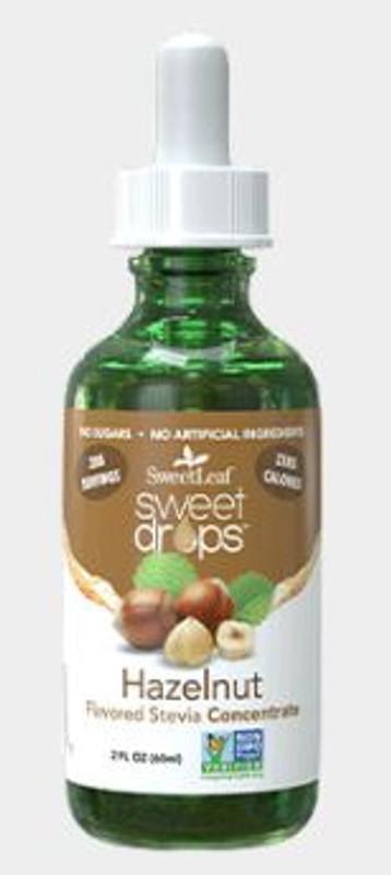 Hazelnut Stevia