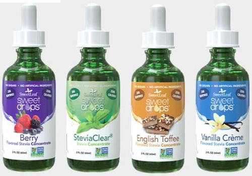 SweetLeaf Stevia Sweet Drops
