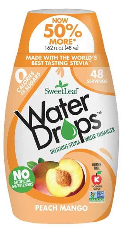 Peach Mango Water Drops