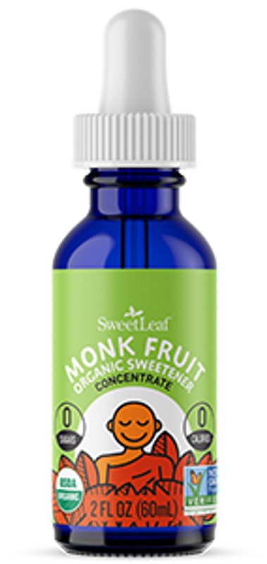 Clear Monk Fruit Organic Sweetener