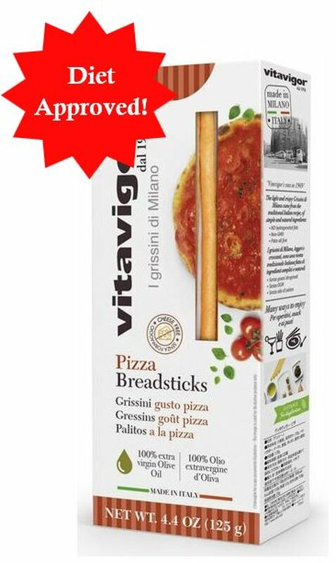 NEW FLAVOR! Pizza Grissini Breadsticks