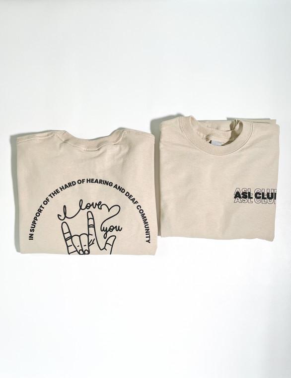 Long Sleeve ASL Club Shirt