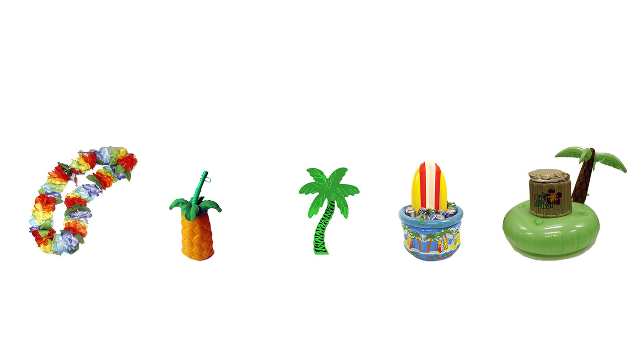 Shop Luau Party Supplies