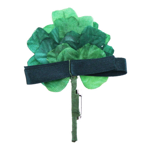 Carnation Cluster Pin