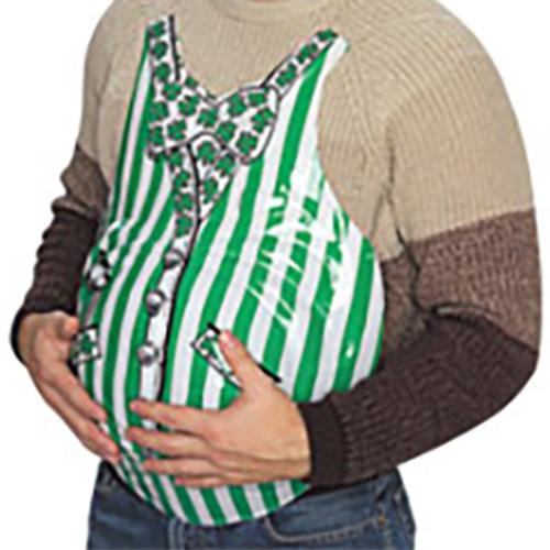 St. Patrick's Day Beer Belly Vest