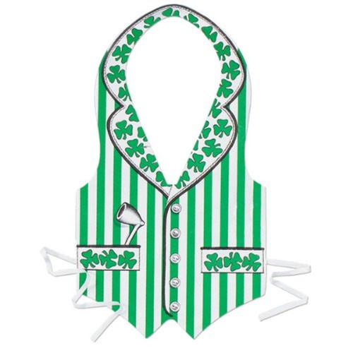 St. Patrick Party Vest