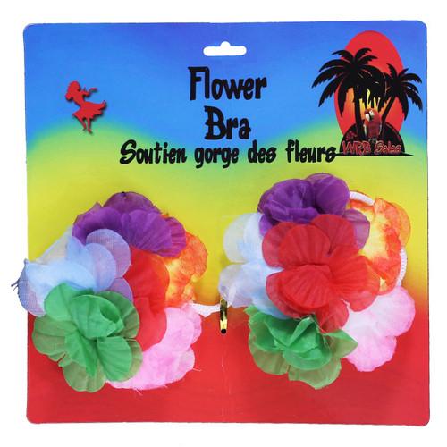 Hawaiian Child Flower Bra