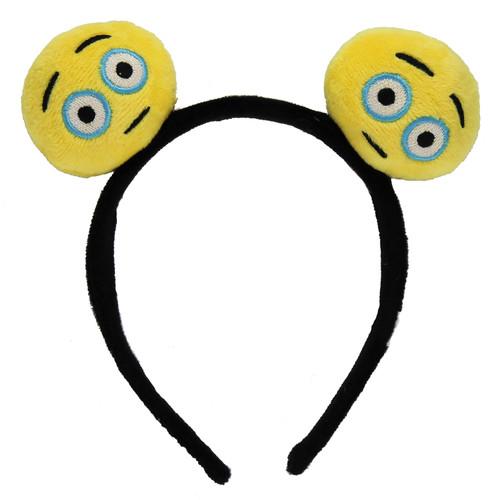 Plush Emoji Headband