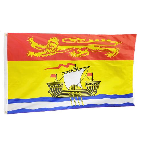 New Brunswick 3 x 5 FT Flag