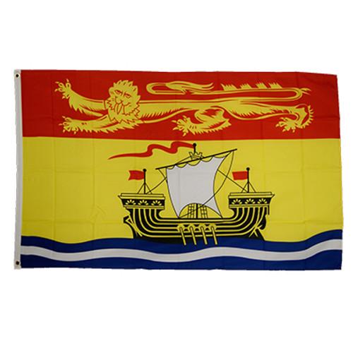 New Brunswick 2 x 3 ft Flag