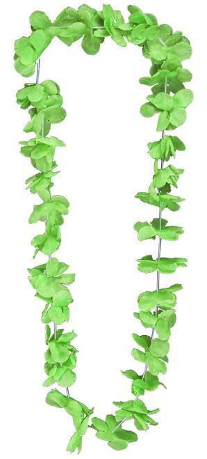 Green Hawaiian Flower Lei