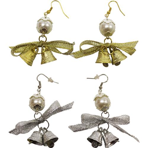 Angel Earrings with Bells