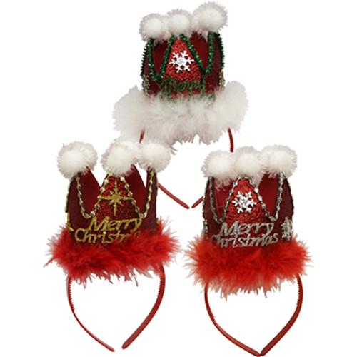 Christmas Crown Headbands