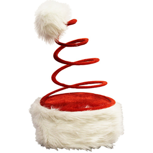 Christmas Springy Hat