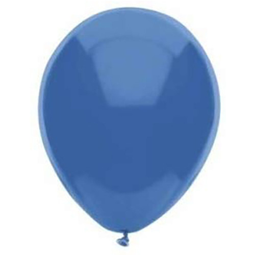 """PartyMate Periwinkle 12"""" Latex Balloon 15 Count"""