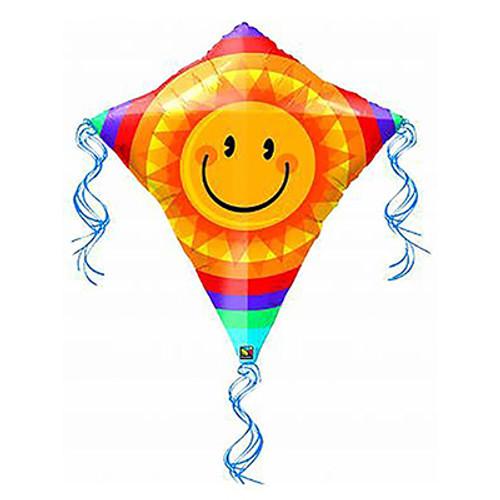 Radiant Kite Foil Balloon