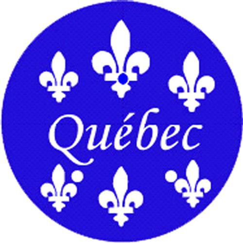 Quebec Flashing Button