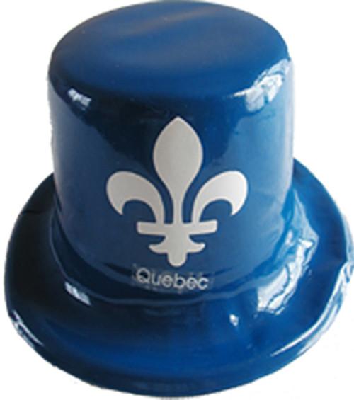 Quebec Print Top Hat
