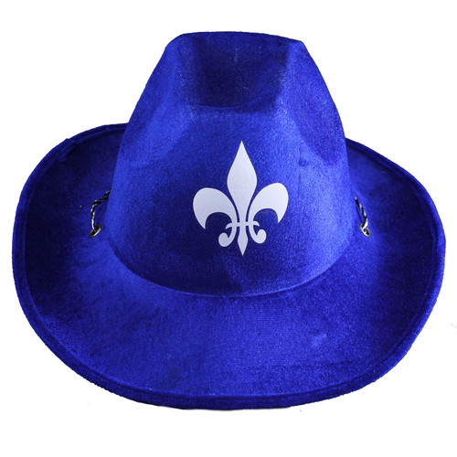 Quebec Felt Cowboy Hat   Chapeau de cowboy en feutre Québec