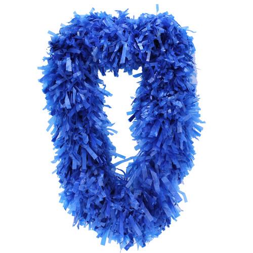 Big Island Blue Poly Lei
